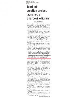 15-Sept-Joint-job-creation-project-launched-at-Sharpeville-library